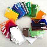 Farbigen Form-Acrylblatt-Lieferanten löschen