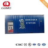 Ce certifié 40FT et 20FT Container mobile Station essence