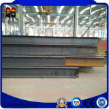 Strucutureの鋼鉄倉庫のための熱間圧延の高品質Hのビーム鋼鉄