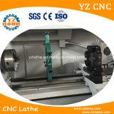 수평한 CNC 선반/CNC 도는 축융기 지면 유형 CNC 선반