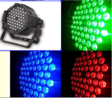 Farbenreiches LED-54*3W NENNWERT Licht NENNWERT Licht 54X3w LED NENNWERT Licht RGB-LED