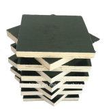 Balck de reciclaje de la película de cine de núcleo de madera contrachapada Frente para la construcción