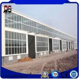 Prefabrication de Bouw van de Structuren van het Frame van het Staal van Linght