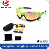 Vente en gros New Fashion Bike Sport Lunettes de soleil Men Brand Cool Outdoors UV400 Driving Sun Glasses for Men