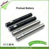 Ocitytimesの高品質300mAh S3はEタバコ電池を予備加熱する