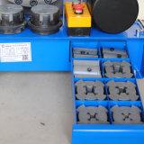 12V/24V DCの高圧油圧ホースのひだ付け装置