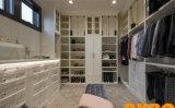Moderner hoher glatter Lack-hölzerne Garderobe by-W-105