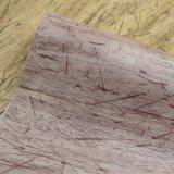 Couro impresso efeito do saco da esponja do PVC do falso da árvore de salgueiro