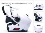 2016 горячая продажа DOT утвердил двойные солнцезащитные козырьки шлем лица мотоциклов