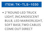 Indicatore luminoso incandescente Tk Tls-1030 del LED