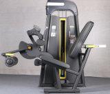 Equipamento de fitness comercial sentado a ondulação da perna, Pino carregado equipamento de ginásio