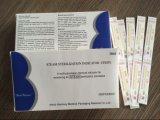La classe 5 bandelettes indicatrices de stérilisation vapeur médical, ce/ISO13485