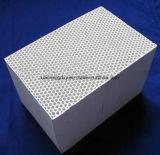 菫青石またはムライトまたは密な菫青石の蜜蜂の巣の陶磁器のヒーターRto