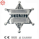 Policeのための高品質Custom Logo Metal Badge