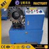 """China Fabricação de 2"""" da mangueira de alta pressão hidráulica da máquina de crimpagem"""