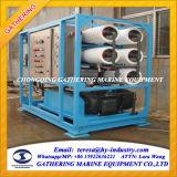 Dell'impianto di desalificazione salmastro dell'acqua