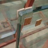 12mm Low-Iron de haute qualité Super Grand Verre trempé