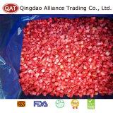 Hochwertige gefrorene gewürfelte Erdbeere für den Export