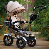 Neues LuxuxSpaziergänger-Dreirad des baby-2016