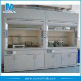 Câmara nova das emanações do laboratório da escola do projeto