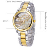 Luxurious Wrist Watch Japan PC21 Movement Luxury Analog Ladies Quartz Gift Jewelry Wristwatches Alloy Puts and Band