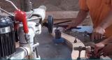 Hoja de madera contrachapada de husillo Vertical Router para la herramienta de carpintería