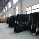 Sun City Manufacture Sécurité Extérieur Porte en fer acier (SC-S073)