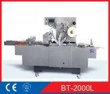 Cuidados de Saúde Productssmall Automático de Acondicionamento com caixa de máquina de embalagem da máquina com papel celofane BOPP
