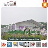 Weißes Belüftung-Hochzeits-Bankett-Festzelt-Zelt für heißen Verkauf