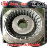 掘削機のタイヤのためのカスタマイズされた二つの部分から成った12.00-20鋼鉄放射状のタイヤ型