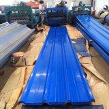 La nuova costruzione ha galvanizzato lo strato d'acciaio profilato del tetto urgente colore di Decking