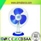 Ventilador de um Fan&Small de 12 polegadas ventilador de tabela solar da C.C. do mini