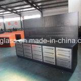 Ящик для хранения инструмента металлический рабочий стол с настенной панели (MW02-1)