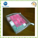 Saco de compras à prova de água de plástico impresso personalizado (JP-ARplastic036)