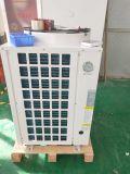 熱湯ポンプ(プール)を冷却する及び熱するコンバイン