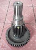 높은 정밀도 박차 기어 금속은 소형을 설치한다