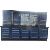 Garaje de 10 pies de acero combinado el cajón de armario de almacenamiento de Workbench