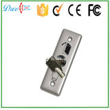 Edelstahl-Schlüsselschalter-Drucktastenschalter 12V