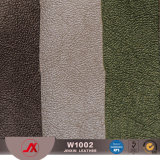 Cuoio sintetico impermeabile del PVC del Brown di offerta della fabbrica per il coperchio di sedi dell'automobile