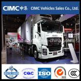 Nuovo Isuzu Giga Vc61 8X4 460 HP Van Cargo Truck Euro5 della Cina