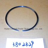 Las piezas del motor Cummins Diesel 6bt anillo del pistón