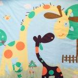 Preiswerte Karikatur-Art-Baby-Krippe-Bettwäsche-Großhandelssets