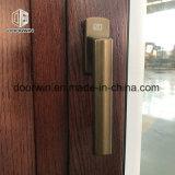 Abra a janela de Inclinação de madeira de carvalho