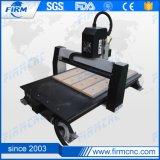 木製のアクリルアルミニウムのためにCNC機械を広告する安い費用