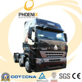 420HP Sinotruk HOWO A7 Tractor Head 6X4