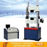 Machine de test universelle hydraulique de Waw-300c avec des engrenages à vis sans fin