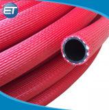 En PVC flexible Pompier renforcé de fibre