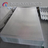 Barra-padrão de 5 chapa xadrez para Antislid de alumínio