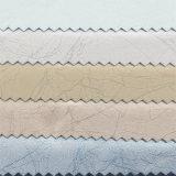 Tissu de chaussure en cuir d'unité centrale Microfiber