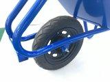 Wheelbarrow usado construção da potência para a venda por atacado